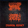 ABHORER/BRAIN DEAD - Zygotical Ecstasy - Split CD