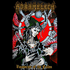 ADRAMELECH - Recoveries of the Fallen