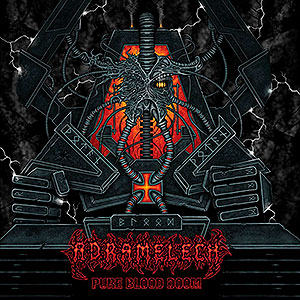 ADRAMELECH - Pure Blood Doom