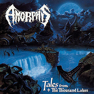 AMORPHIS - Tales From the Thousand Lakes + Black Winter Day