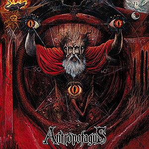 ANTROPOFAGUS - M.O.R.T.E. - Methods of Resurrection...
