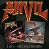 ANVIL - Plugged In Permanent + Absolutely No Alternative