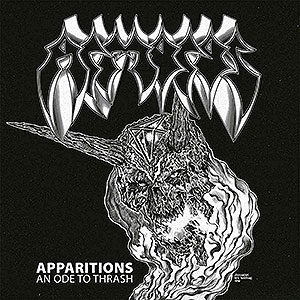 ARMOROS - Apparitions - An Ode to Thrash