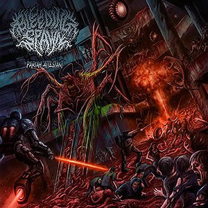 BLEEDING SPAWN - Pariah Attestant