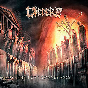CAEDERE - The Lost Conveyance
