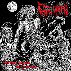 CENOTAPH (mex)/ DAMNED CROSS - Split CD - Reek From the Grave
