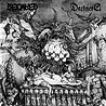DECAYED/DARKNESS - Split CD