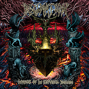 DECIMATION (tur) - Anthems of an Empyreal Dominion