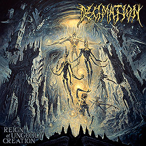DECIMATION (tur) - Reign of Ungodly Creation