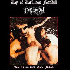DEMIGOD - Day of Darkness Festifall (Live...