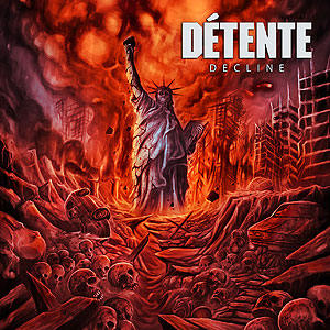 DÉTENTE - Decline [Ltd. Color]
