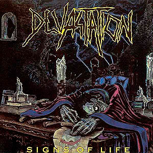 DEVASTATION (tx) - Signs of Life
