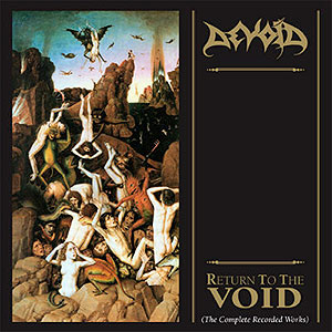 DEVOID - Return to the Void (The Complete Recorded Works)