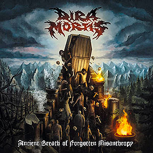 DIRA MORTIS - Ancient Breath of Forgotten...