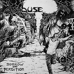 DISABUSE - Sorrow and Perdition