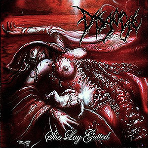 DISGORGE (usa) - She Lay Gutted