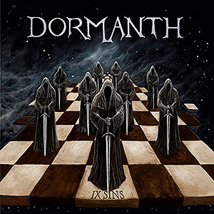 DORMANTH - IX Sins [Digipack]