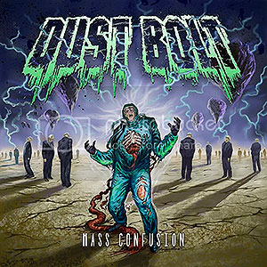 DUST BOLT - Mass Confusion