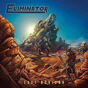 ELIMINATOR (uk) - Last Horizon