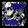 EMBALMING THEATRE/EXULCERATION - Buried With Friends - Split CD