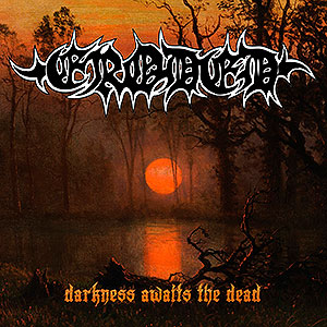 ERODED (ger) - Darkness Awaits the Dead