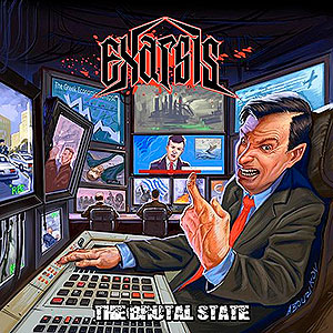 EXARSIS - The Brutal State