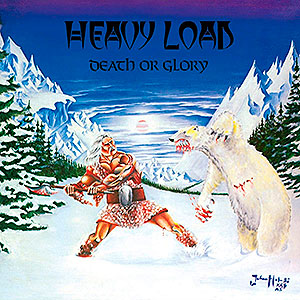 HEAVY LOAD - Death or Glory [LP+CD]