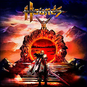 HOUNDS - Warrior of Sun