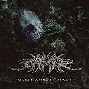 HUMAN CARNAGE - Ancient Covenant of Obscenity