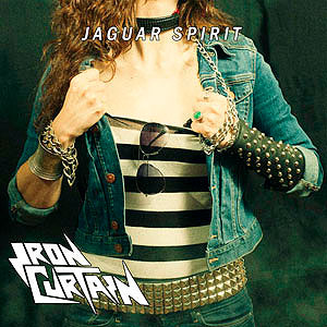 IRON CURTAIN - Jaguar Spirit