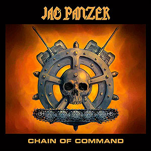 JAG PANZER - Chain of Command