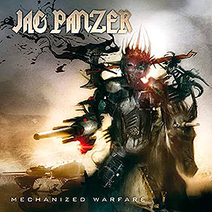 JAG PANZER - Mechanized Warfare