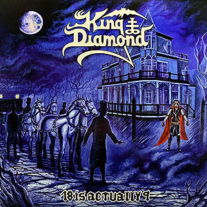 KING DIAMOND - 18 Is Actually 9