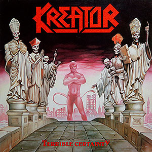 KREATOR - Terrible Certainty + Out of the...