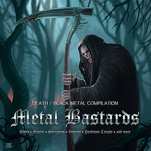 METAL BASTARDS - Death/Black Metal Compilation