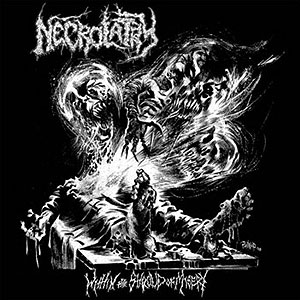 NECROLATRY - Within the Shroud of Misery