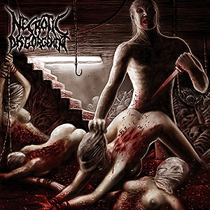NECROTIC DISGORGEMENT - Suffocated in Skinwrap