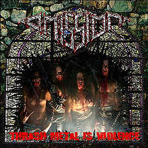 OMISSION - Thrash Metal is Violence