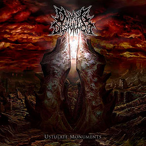 OVARIAN DESPOILMENT - Ustulate Monuments