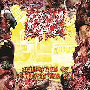 OXIDISED RAZOR - Collection of Putrefaction V. 1
