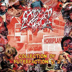 OXIDISED RAZOR - Collection of Putrefaction V. 2