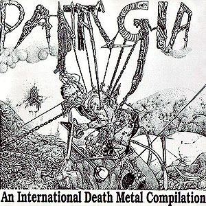 PANTALGIA - An International Death Metal Compilation