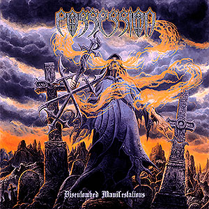 POSSESSION - Disentombed Manifestations