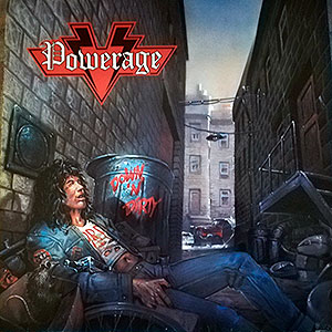 POWERAGE - Down 'n' Dirty
