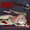 PSYCHOTIC HOMICIDAL DISMEMBERMENT - Displaying her Decapitated Corpse