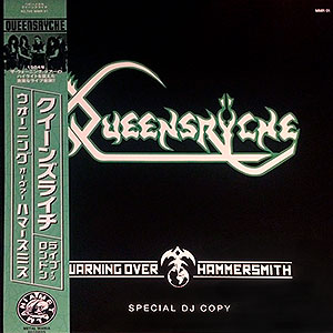 QUEENSRYCHE - Warning Over Hammersmith