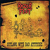 RAZOR FIST - Outlaws with Bad Attitudes
