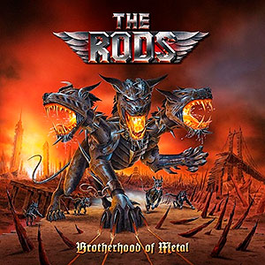 RODS, THE - Brotherhood of Metal
