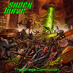 SHOCK WAVE - The Omega Communioin