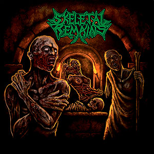 SKELETAL REMAINS - Beyond the Flesh